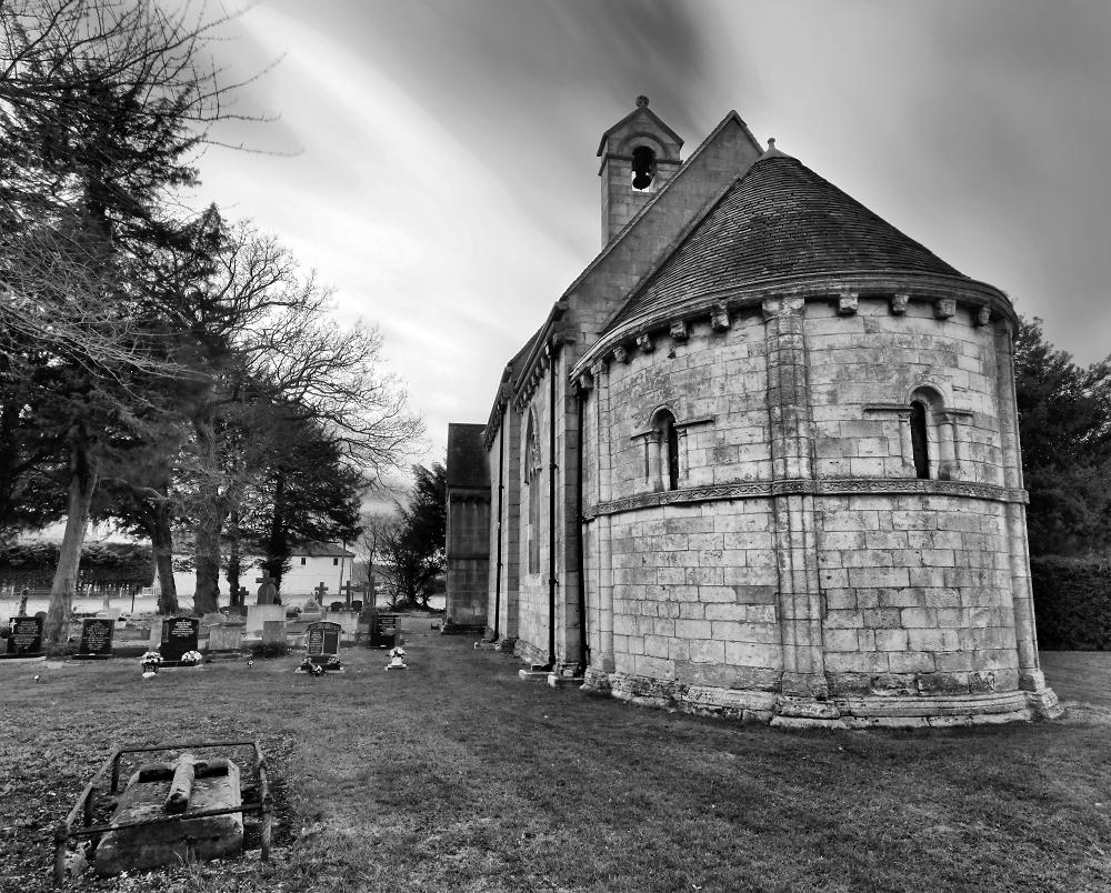 All Saints Chapel - Steetley