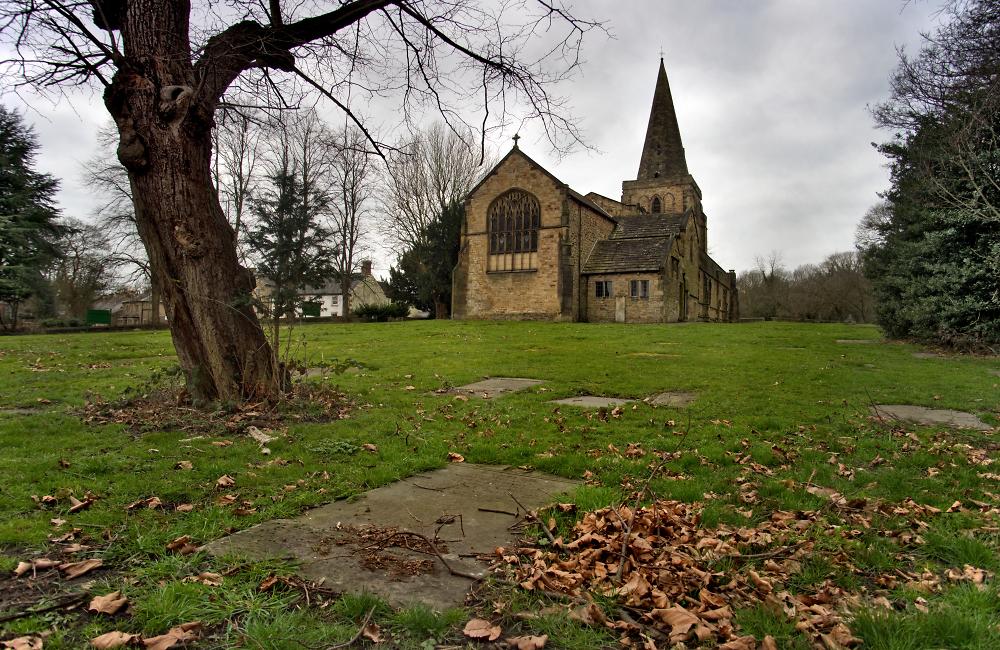 Church at Eckington