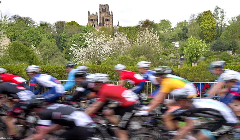 Durham City pro  racing