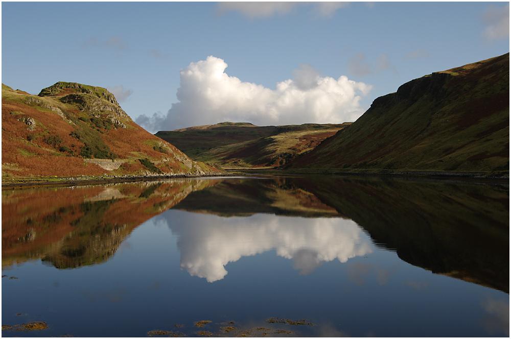 Skye Reflections