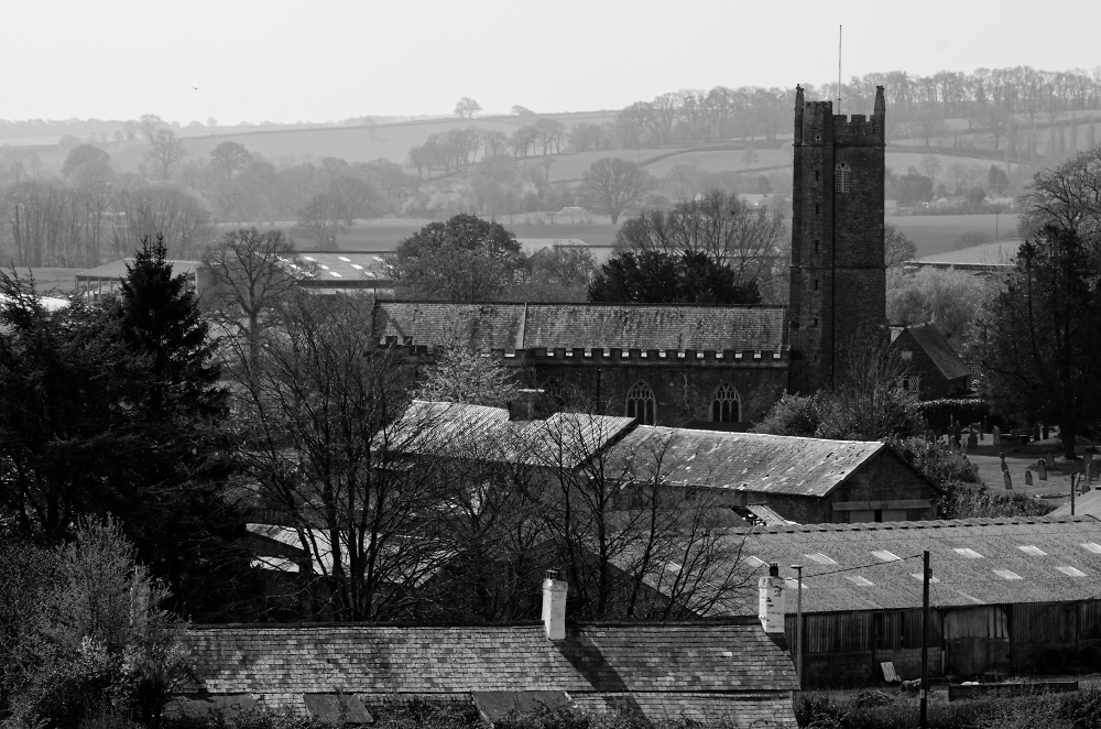 Halberton's 14th century Parish Church