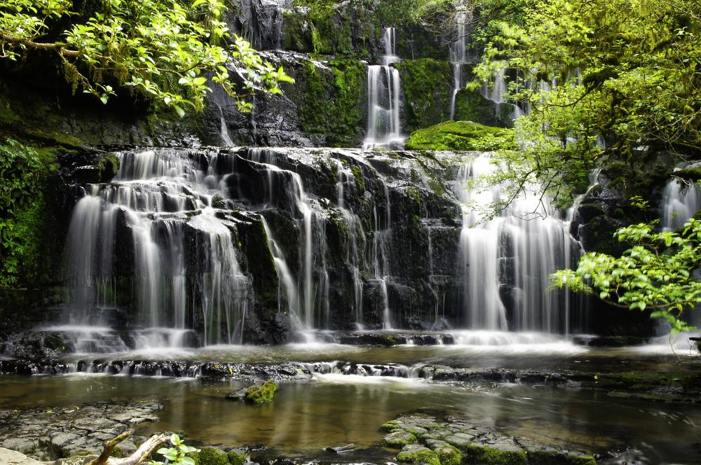 Punikakie Falls