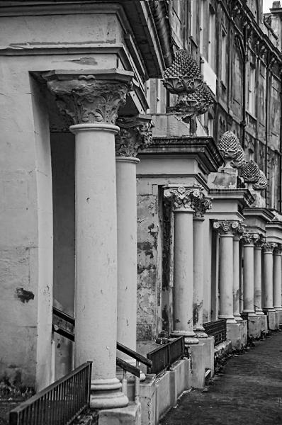 Victorian Crescent Weston Super Mare