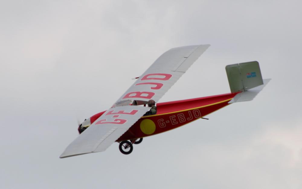 ANEC II  G-EBJO
