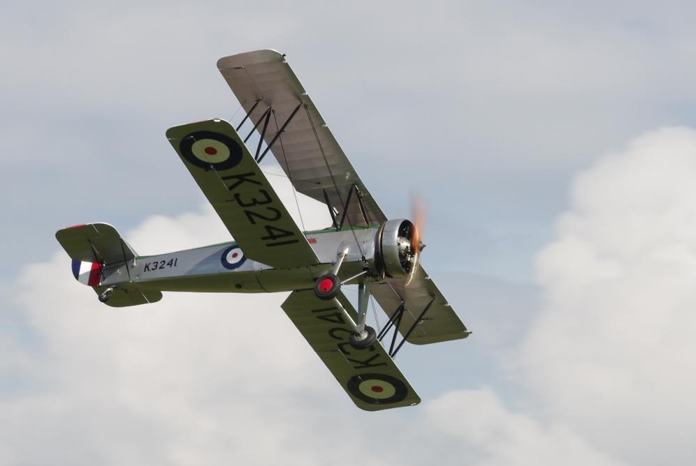 Sole Surviving Avro Tutor