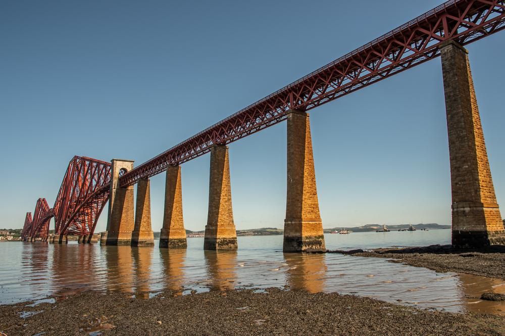 Forth Railway Bridge