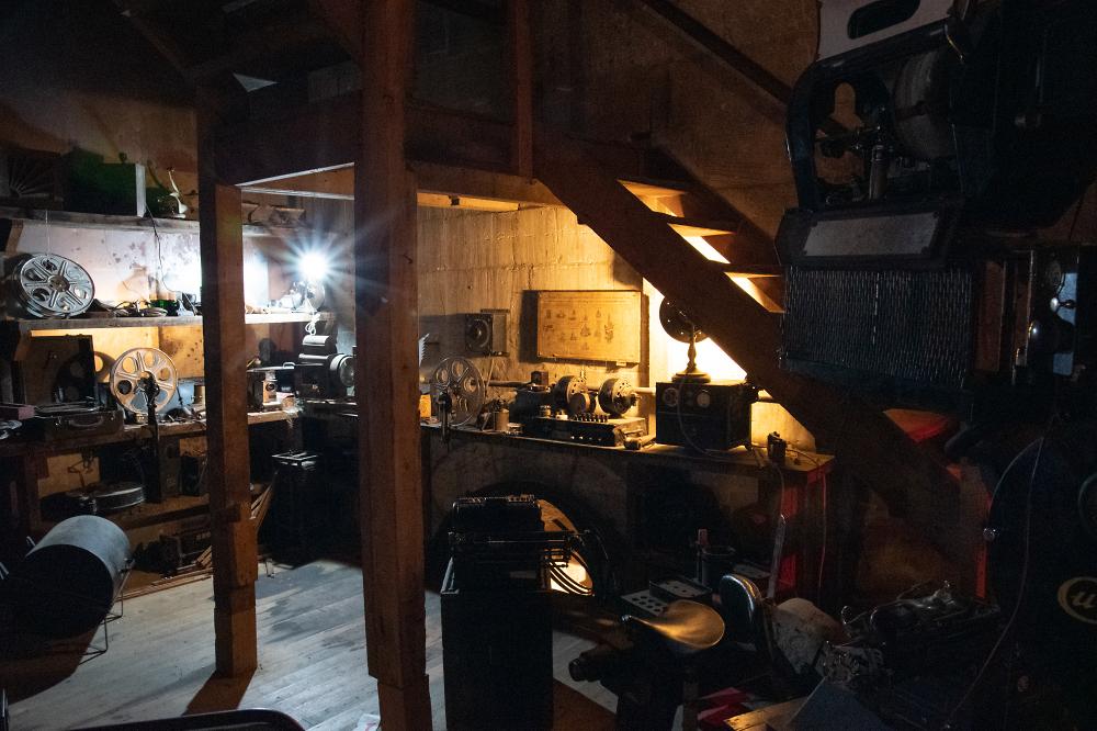 Steam Punk Museum Oamaru.
