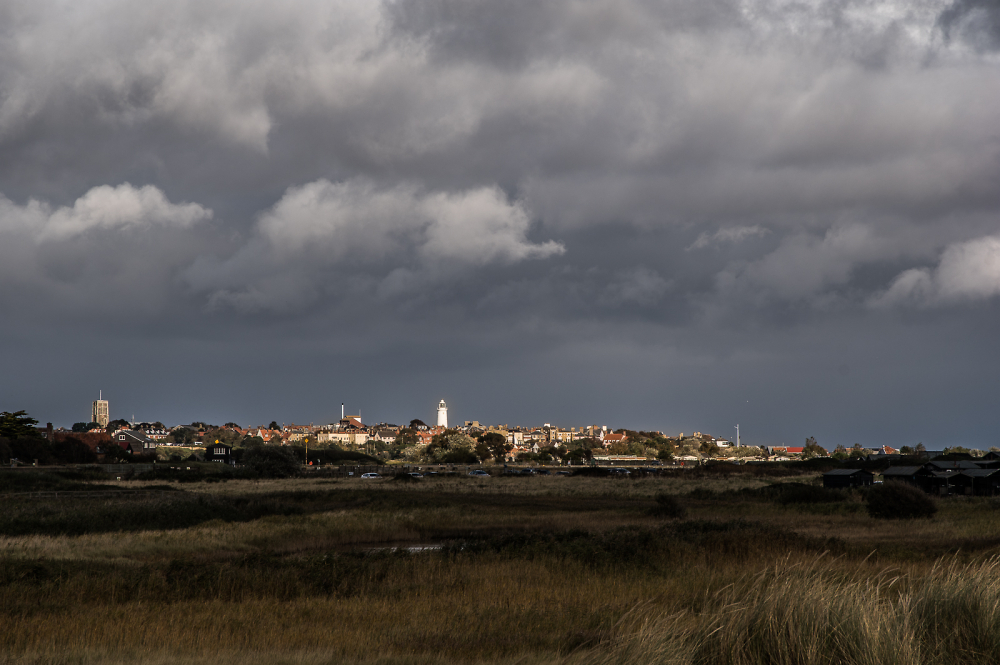 Southwold before the rain