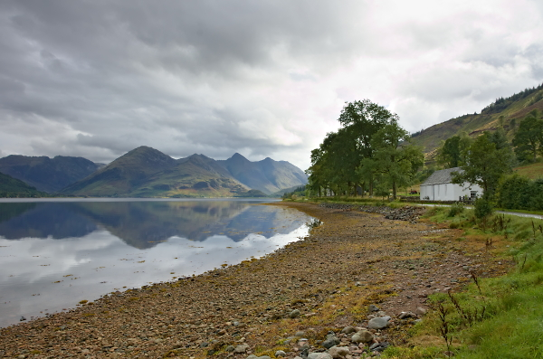 Kintail Reflections.
