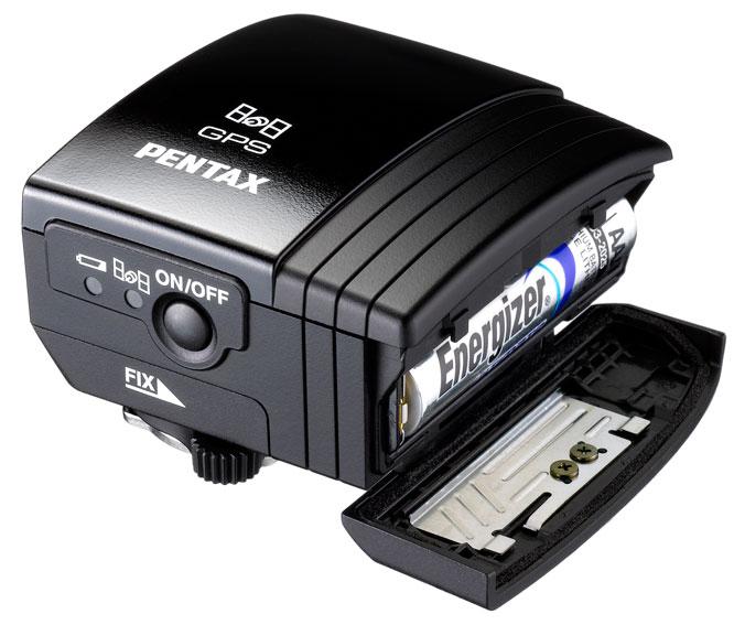 Pentax O-GPS1 GPS Unit For Pentax DSLR Cameras