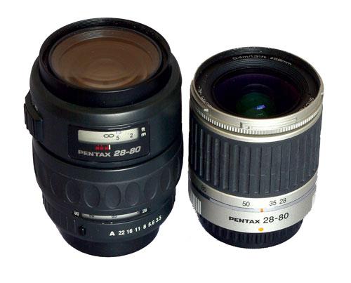 FA Series lenses