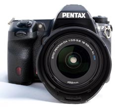 Pentax K7 DSLR