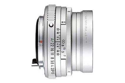 SMC Pentax-FA 43mm f/1.9 Limited Lens