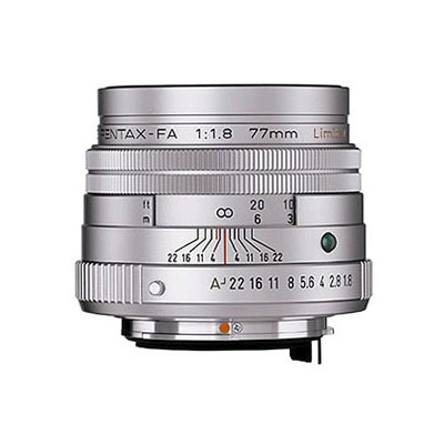SMC Pentax-FA 77mm f/1.8 Limited Lens
