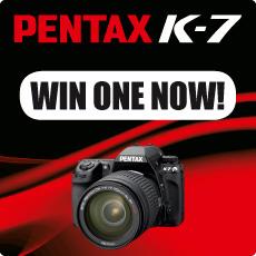Win a Pentax K-7