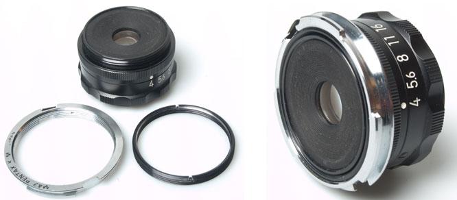M42-M39 Adaptor