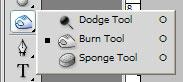 Dodge & Burn Tools