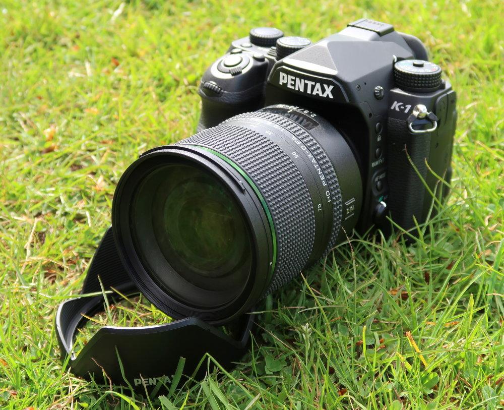 Pentax K 1 24 70mm Lens (2)