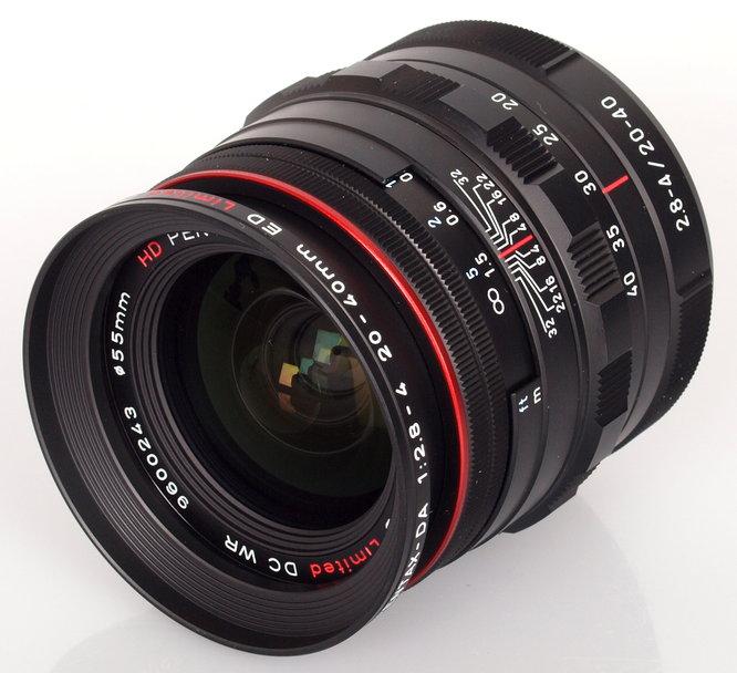 HD PENTAX DA 20 40mm F2 8 4 ED Limited DC WR Lens Black (4)