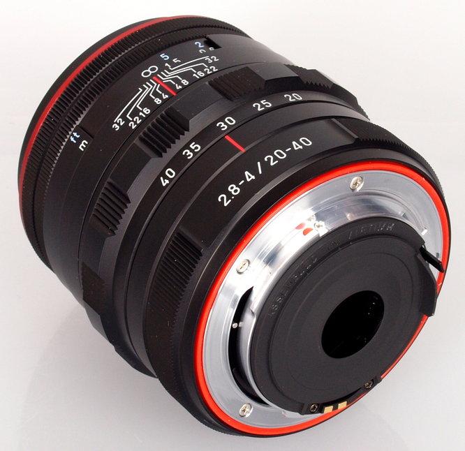 HD PENTAX DA 20 40mm F2 8 4 ED Limited DC WR Lens Black (6)