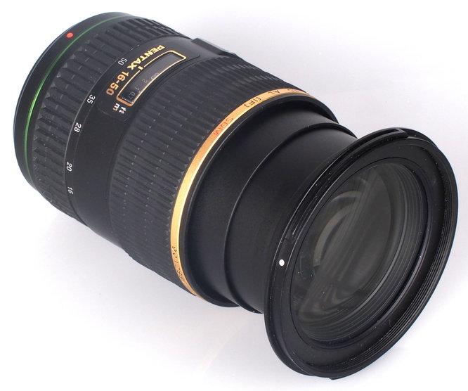 Pentax DA 16 50mm F2 8 ED AL IF SDM Lens (6)