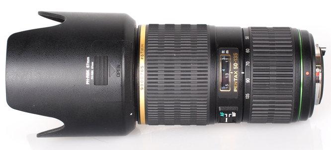 Pentax 50 135mm DA Star Lens (1)