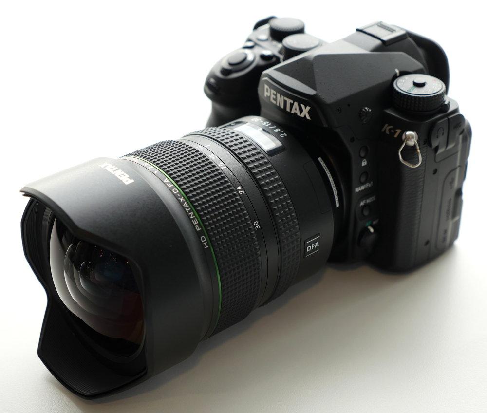 Pentax FA 15 30mm