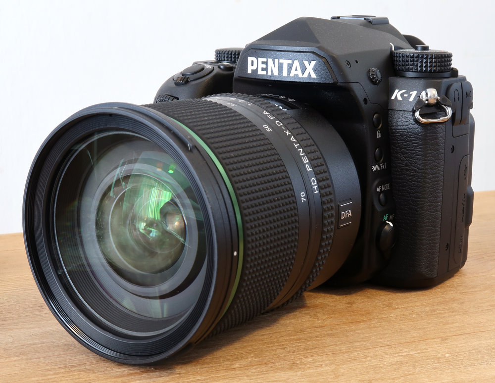 Pentax K 1 DSLR (13)