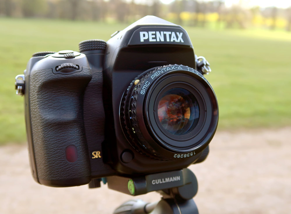 Pentax K 1 With 50mm Lens IMG 0074