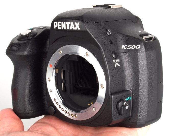 Pentax K500 Hands On (1)