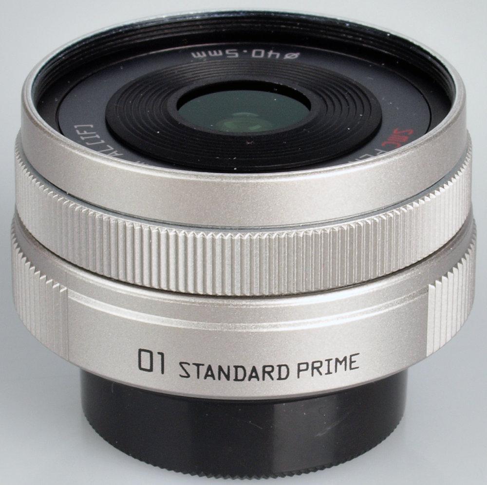 01 Standard Prime 8.5mm f/1.9 AL (IF)