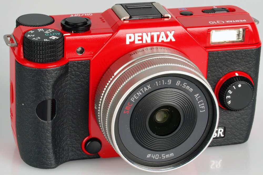 Pentax Q 01 8 5mm Standard Prime Lens 3