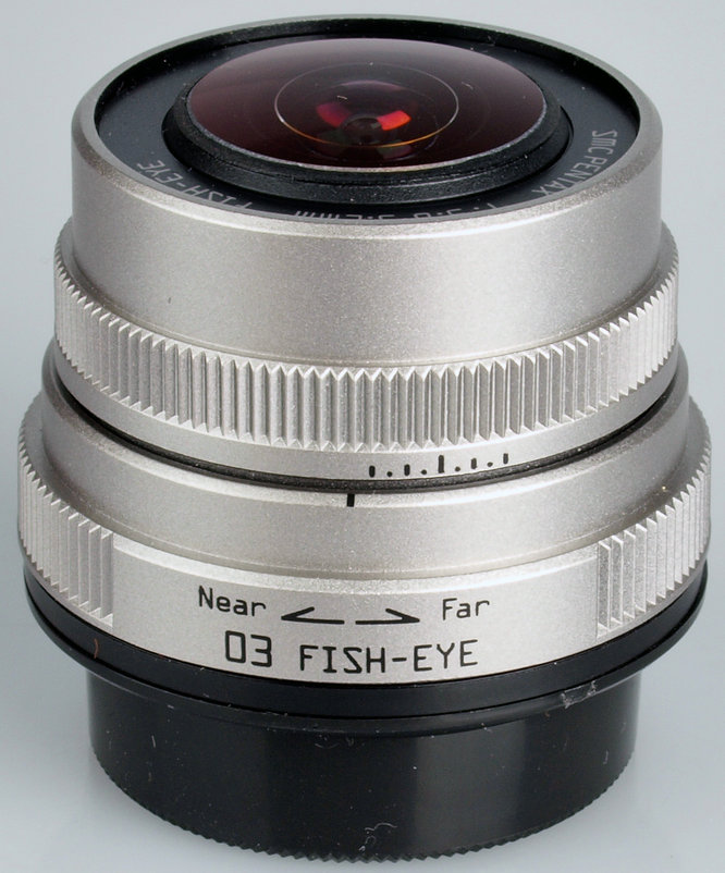 03 Fish-eye 3.2mm f/5.6