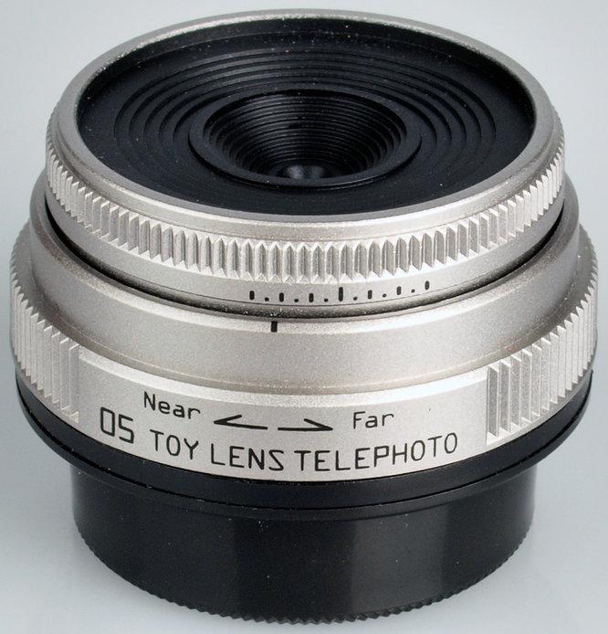 05 Toy Lens Telephoot 18mm f/8