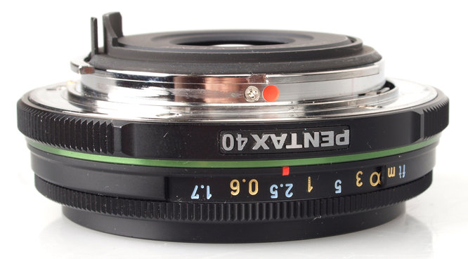 Smc Pentax 40mm Limited