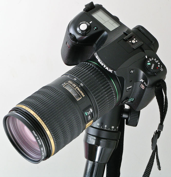 Pentax smc DA* 50-135mm f/2.8 ED IF SDM Zoom Lens