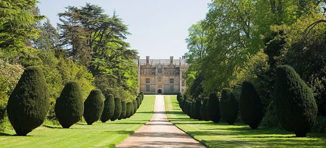 Montacute House, Somerset, England, UK