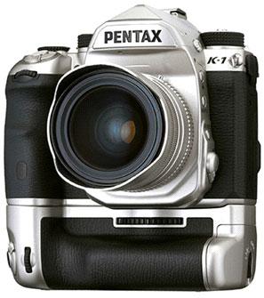 Pentax K-1 silver edition