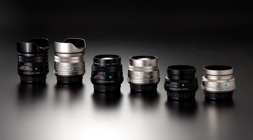 Ricoh Limited Lenses