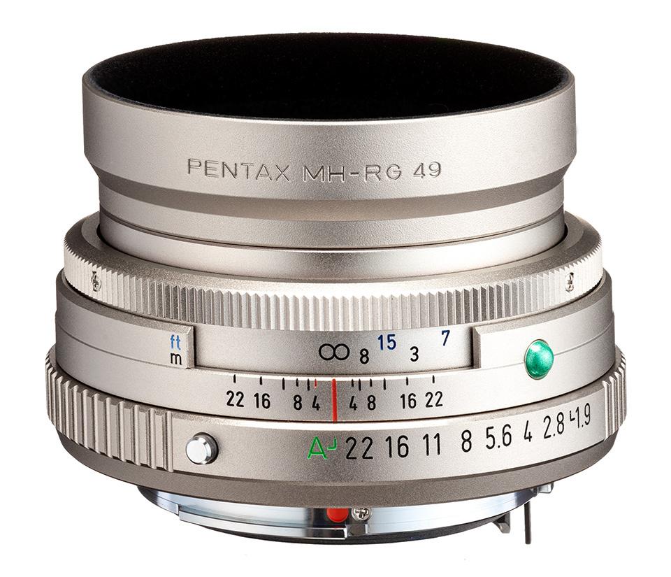 HD PENTAX-FA 43mm f/1.9 Limited (2021)