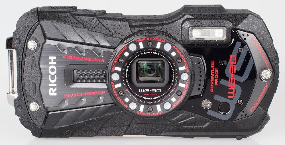 Ricoh WG30 Black (6)