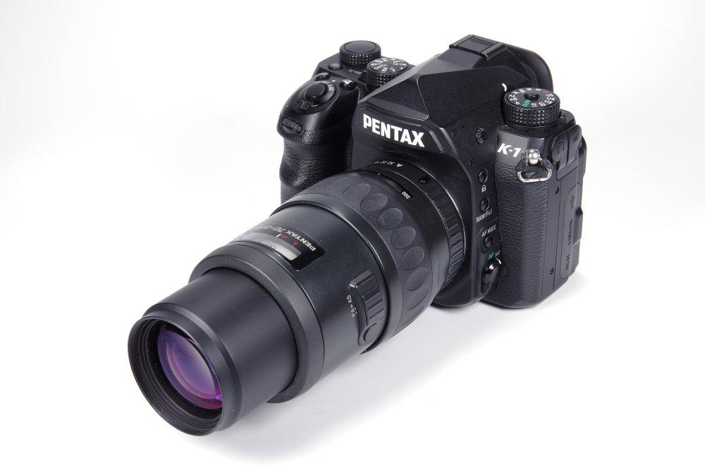 Pentax FA 70 200mm Full  Zoom On Pentax K1 | 1/5 sec | f/16.0 | 48.0 mm | ISO 100