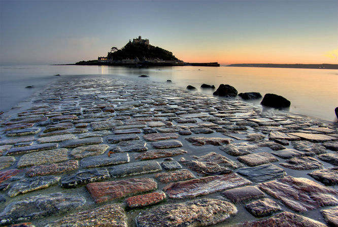 St Michaels Mount by Fishbones