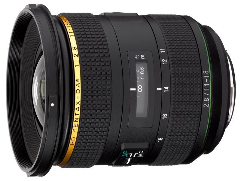 HD Pentax-DA* 11-18mm f/2.8